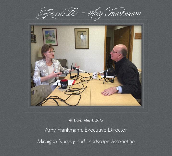 Amy Frankmann, Michigan Nursery & Landscape Association