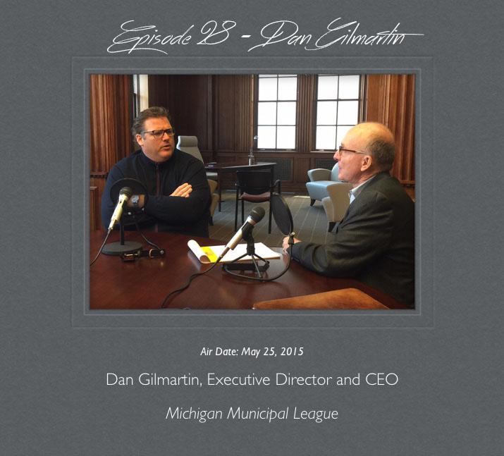Episode 28 - Dan Gilmartin Promo