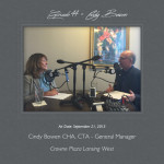 Episode 044 – Cindy Bowen – Using Others to Fill the Weak Spots