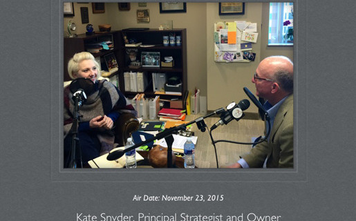 Episode 053 – Kate Snyder – Contagious Spirit of Problem Solving