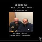 Episode 123 – Kris Smith – team accountability