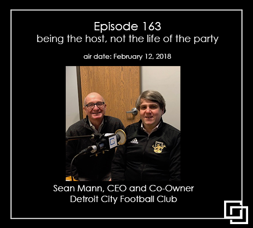 Sean Mann, Detroit Football Club